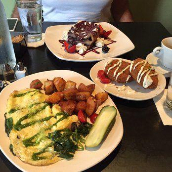 Old Vine Cafe - Costa Mesa, CA, United States. Delicious breakfast Costa Mesa Breakfast on