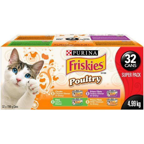 Purina Friskies Wet Cat Food Variety Pack Poultry Lovers Other With Images Friskies Purina Friskies Purina