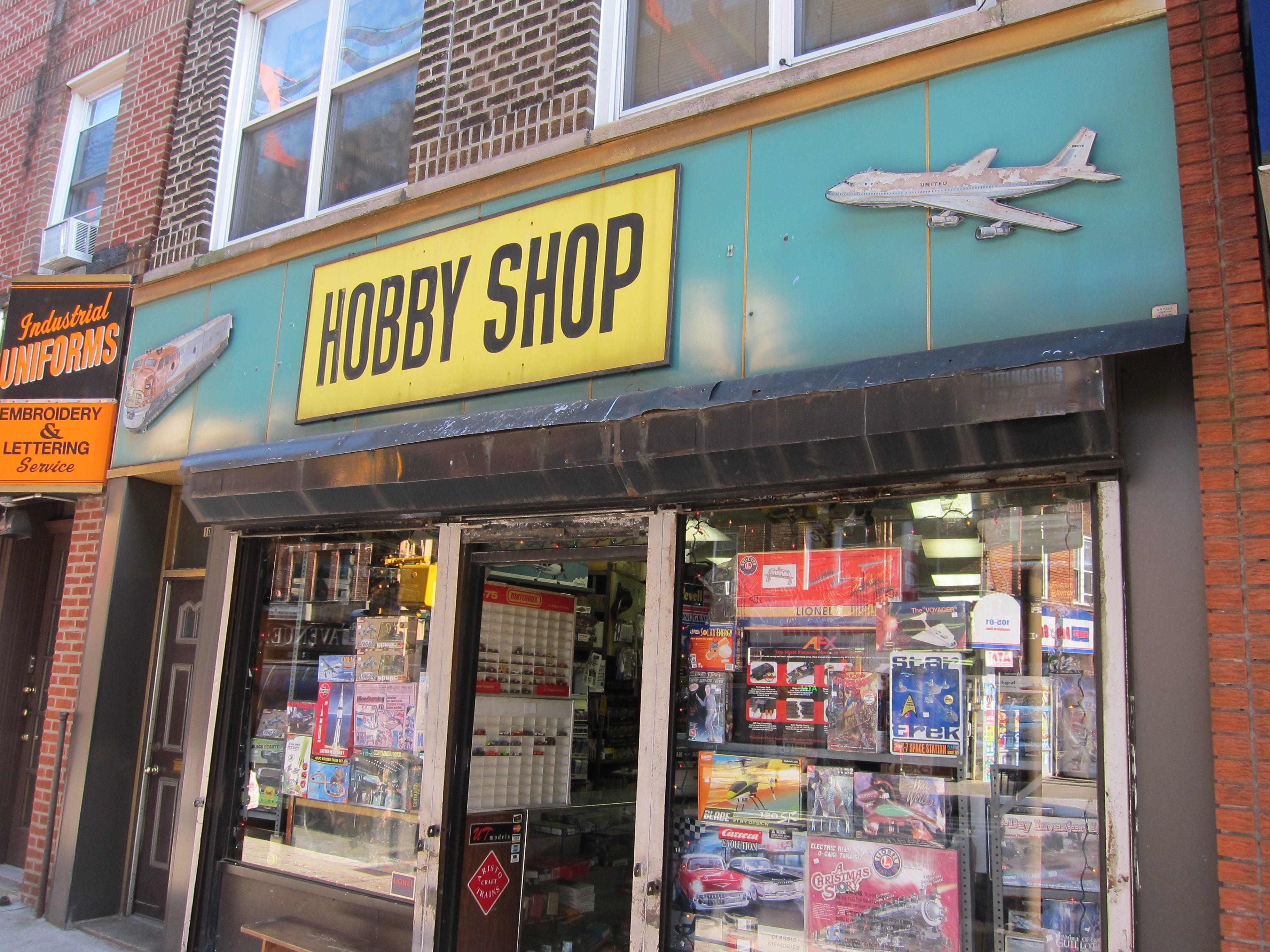 Jamaica Ave. Hobby Shop | Spots | Pinterest | Hobby shop, Models and Model car