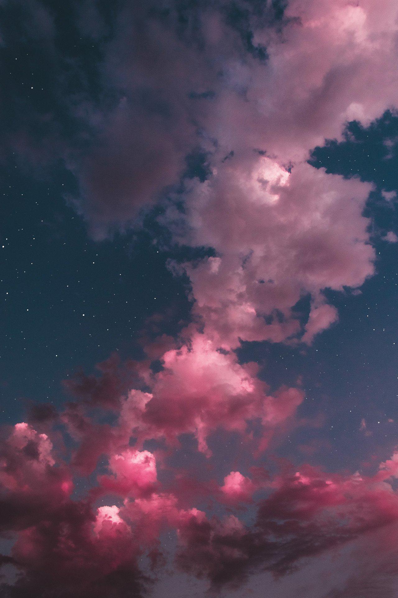 Blackpink In The Sky Iphone Wallpaper Sky Cloud Wallpaper