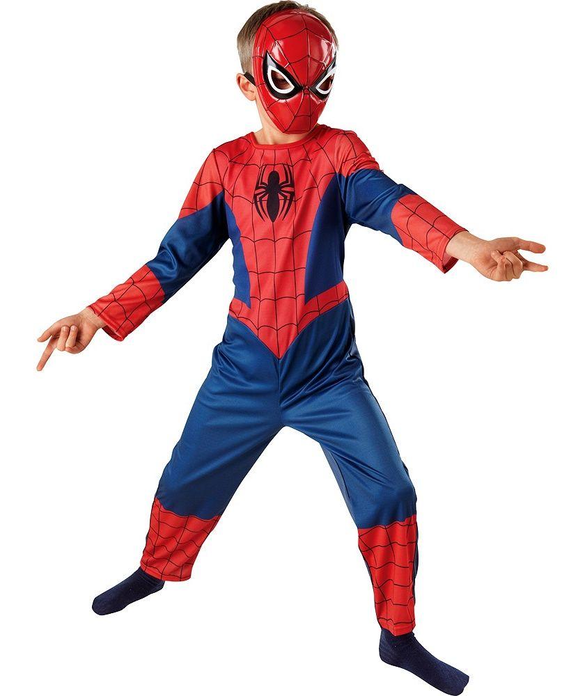 NEW Seasons Greatings Christmas The Amazing Spiderman Kids Sizes 5//6-7 Shirt