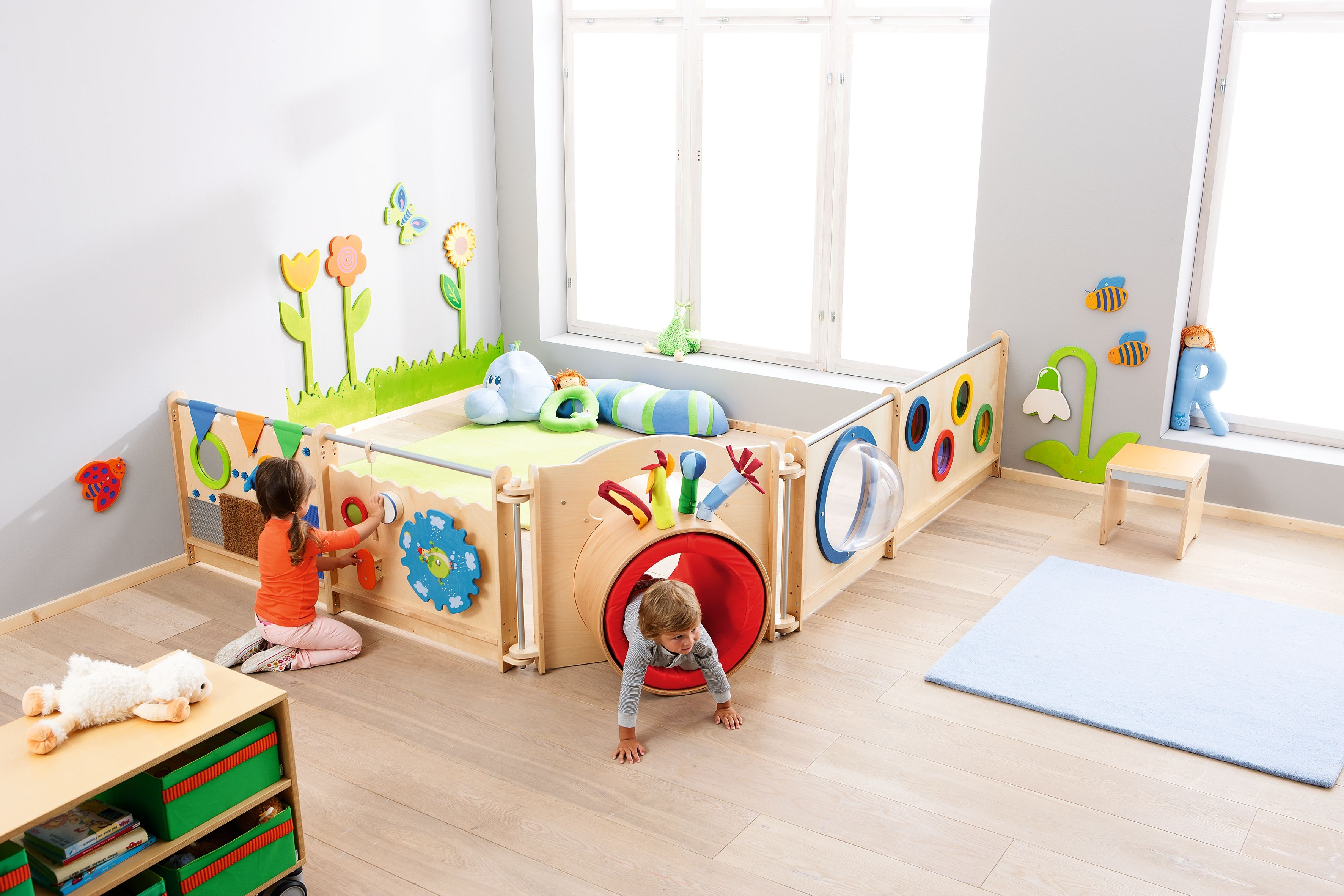 Idee Salle De Jeux Bebe chaque espace est différent, vous pouvez créer le votre