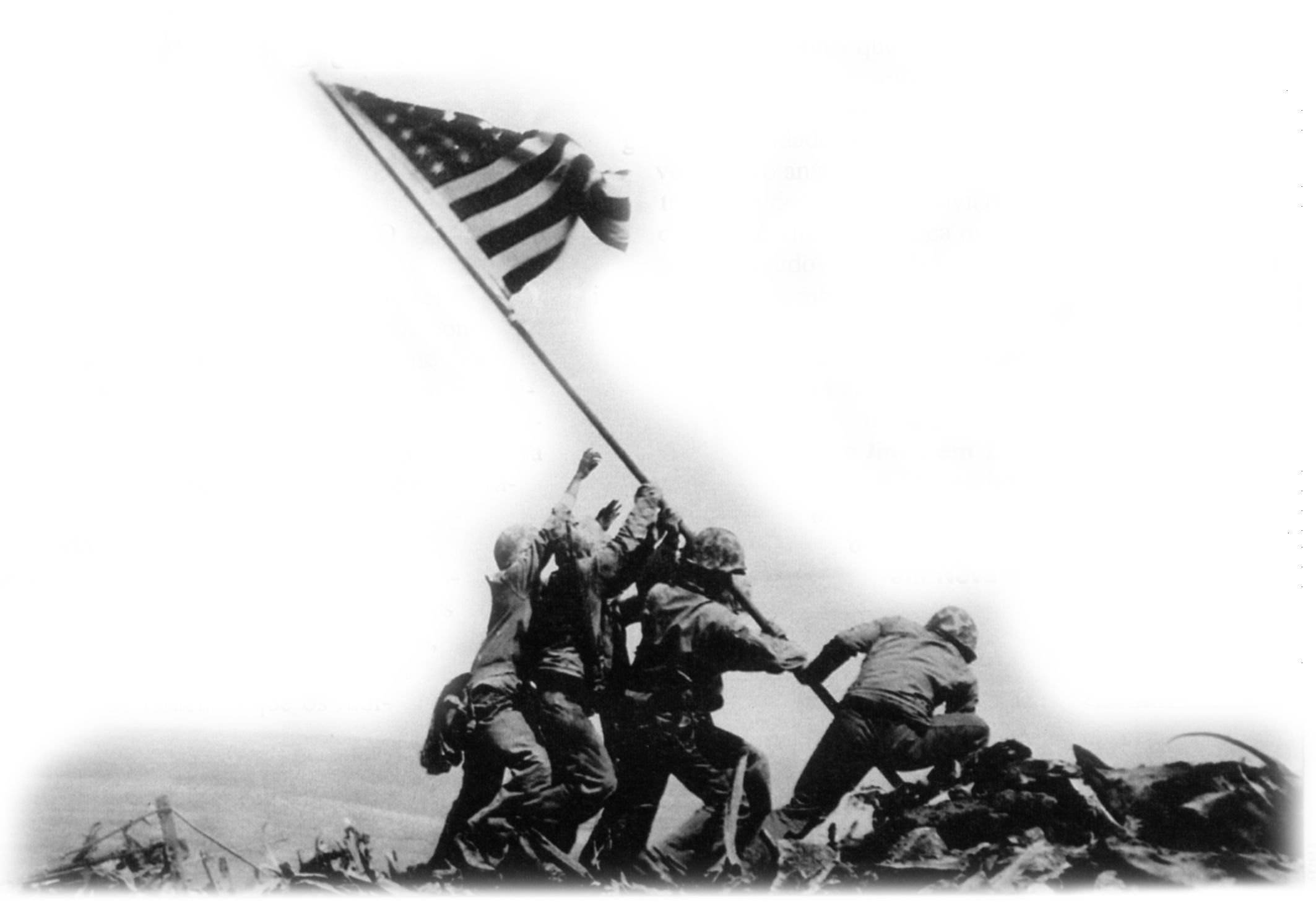 Língua Portuguesa, Arte e Literatura: 06 - O Memorial de Iwo Jima