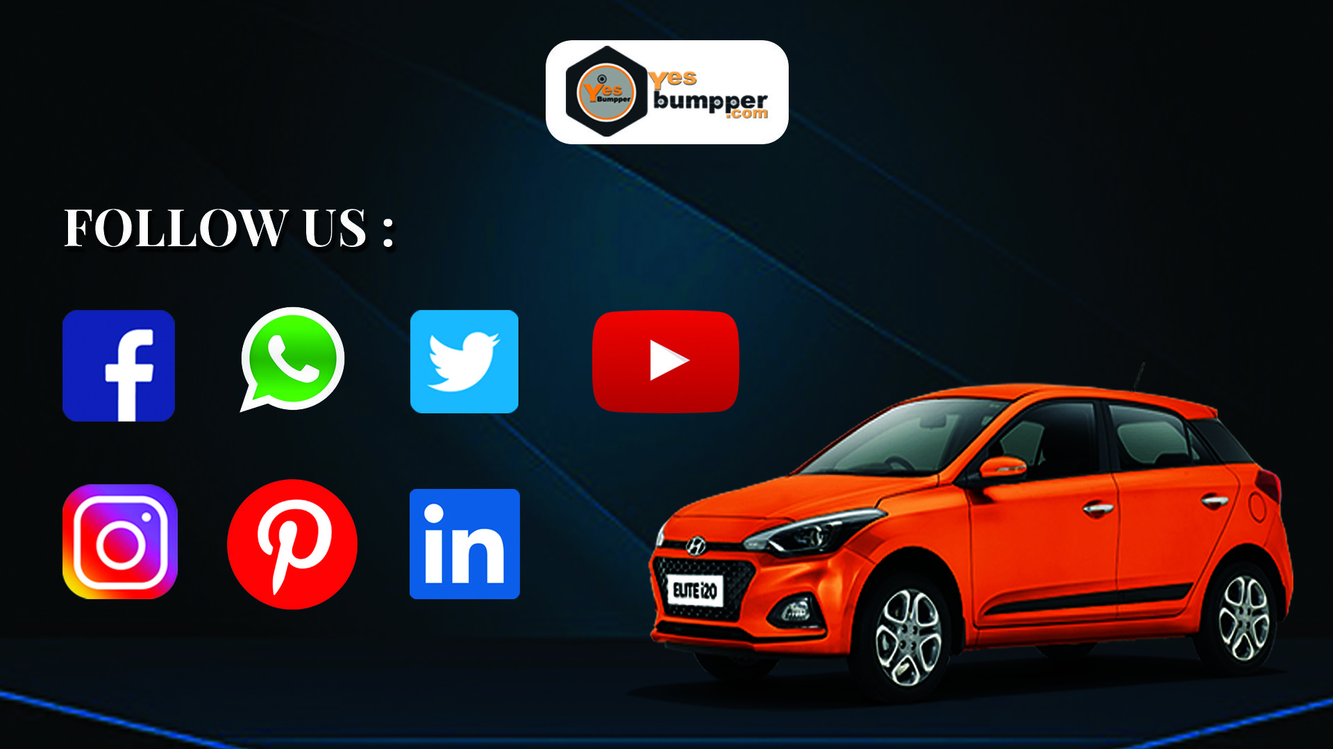 Connect With Us Through All Social Media Profiles For Instant