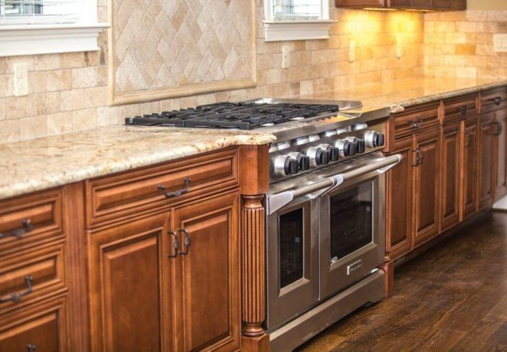 How To Clean & Remove Grease From Your Wood Cabinets ...