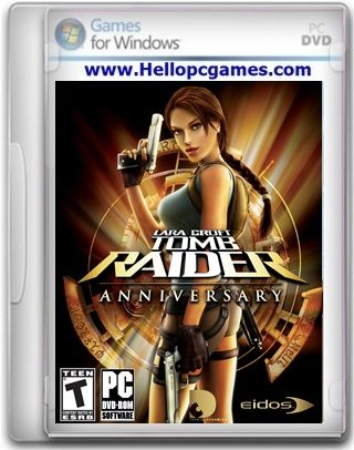 Tomb Raider Anniversary Pc Game File Size 698 85 Mb System