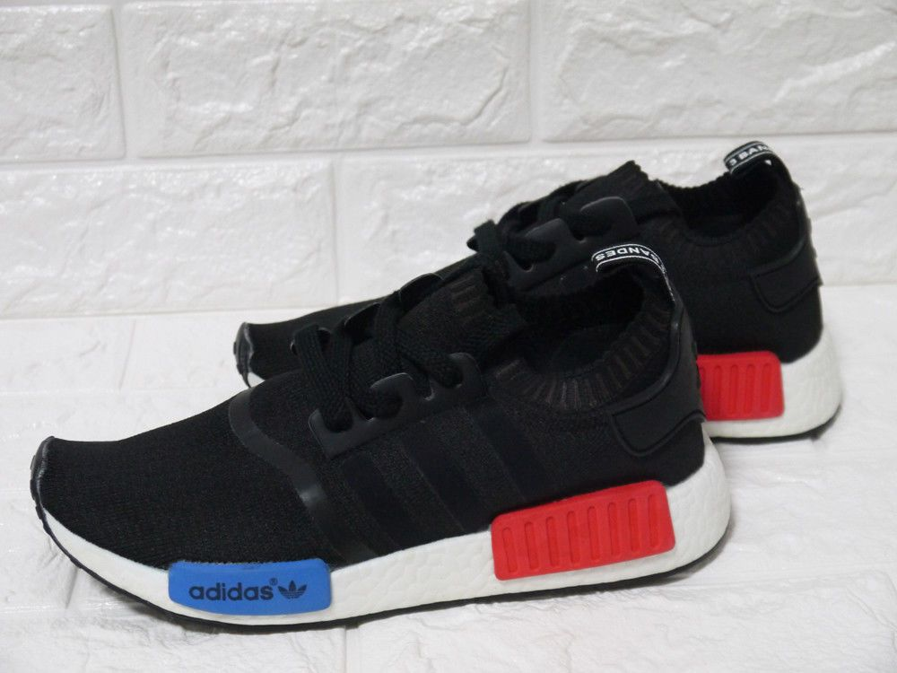 efa40b1d0 Adidas NMD Runner PK OG Black Lush Red Size 8 Men s Shoes - S79168  fashion   clothing  shoes  accessories  mensshoes  athleticshoes (ebay link)