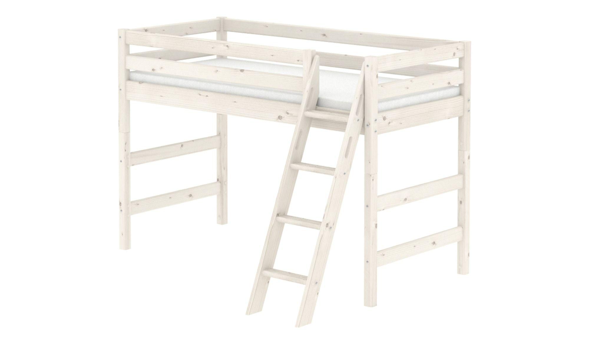 Flexa Mittelhohes Bett 90x200 Holz Flexa Classic Kinderbett