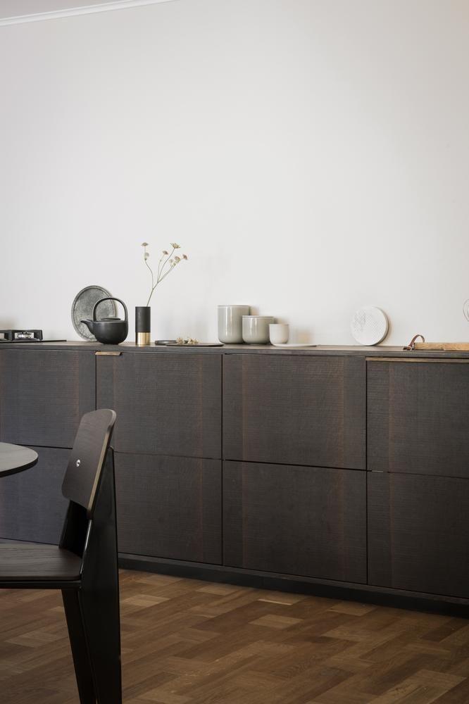 Reform Design-Fronten für IKEA-Küchen aus Dänemark Ikea hack - ikea sideboard küche