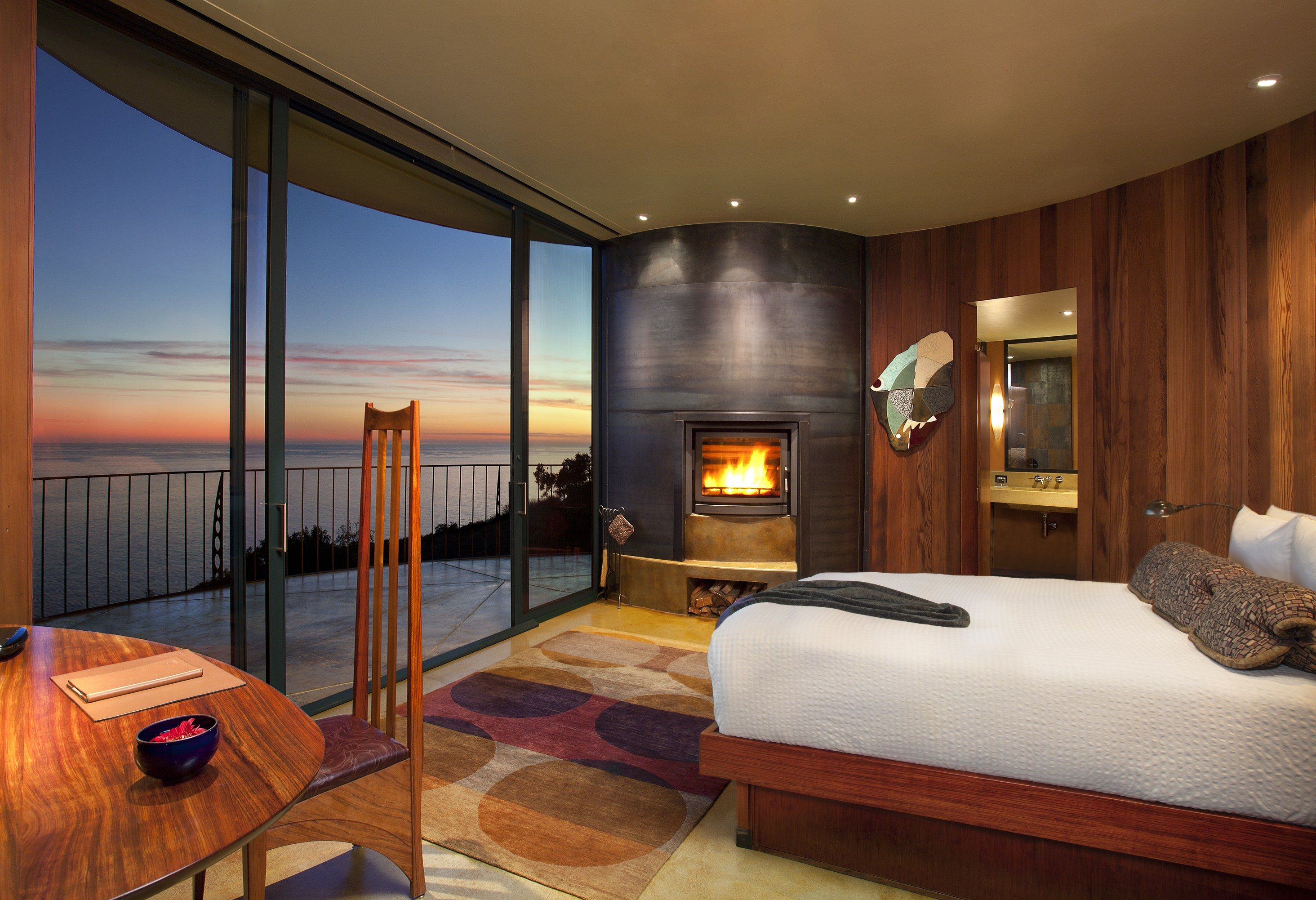 The Most Romantic Hotel Rooms in the USA