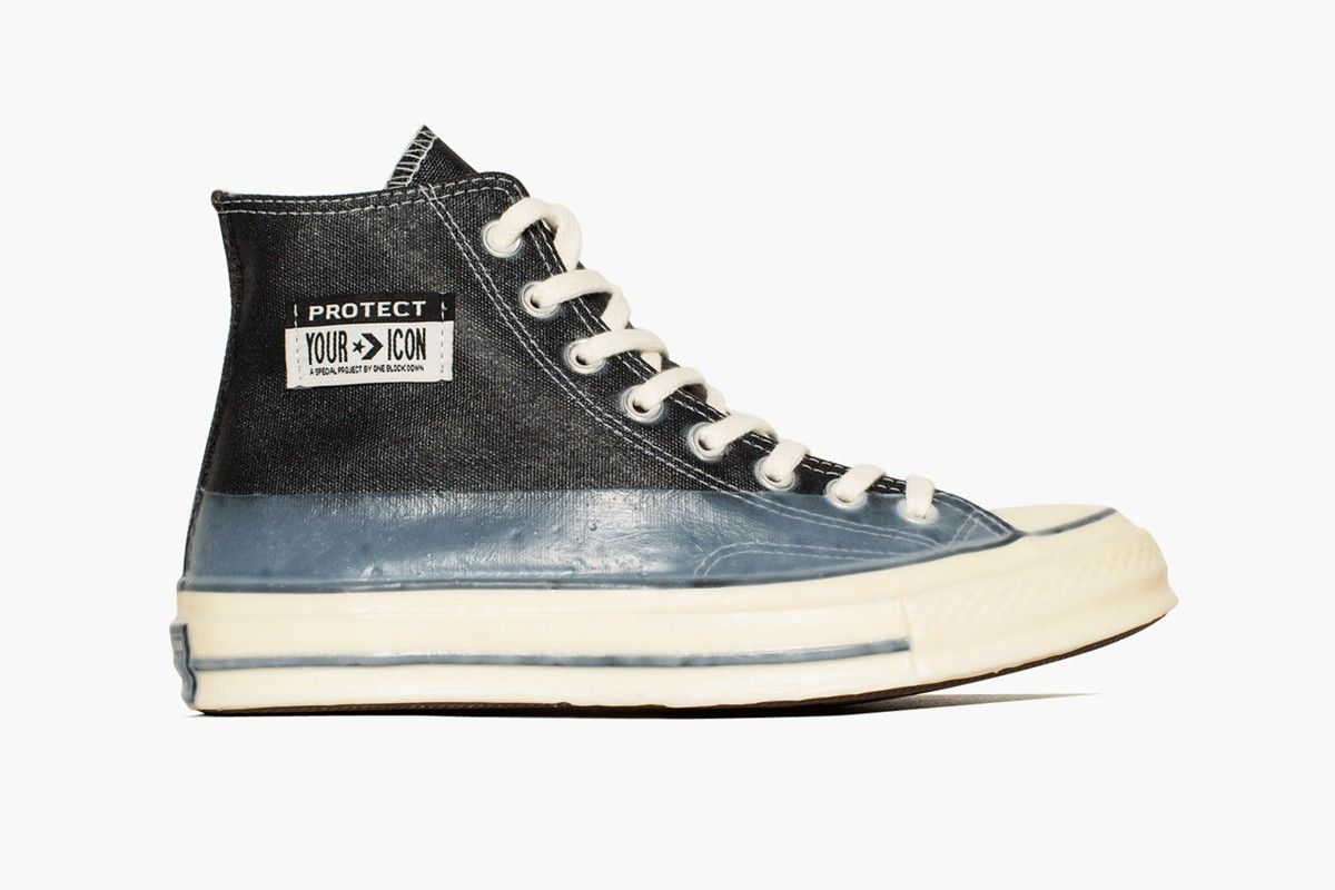 Converse x One Block Down Chuck 70: Exclusive First Look