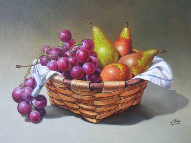 Juan Chico Gomez Art Still Life Still Life Fruit