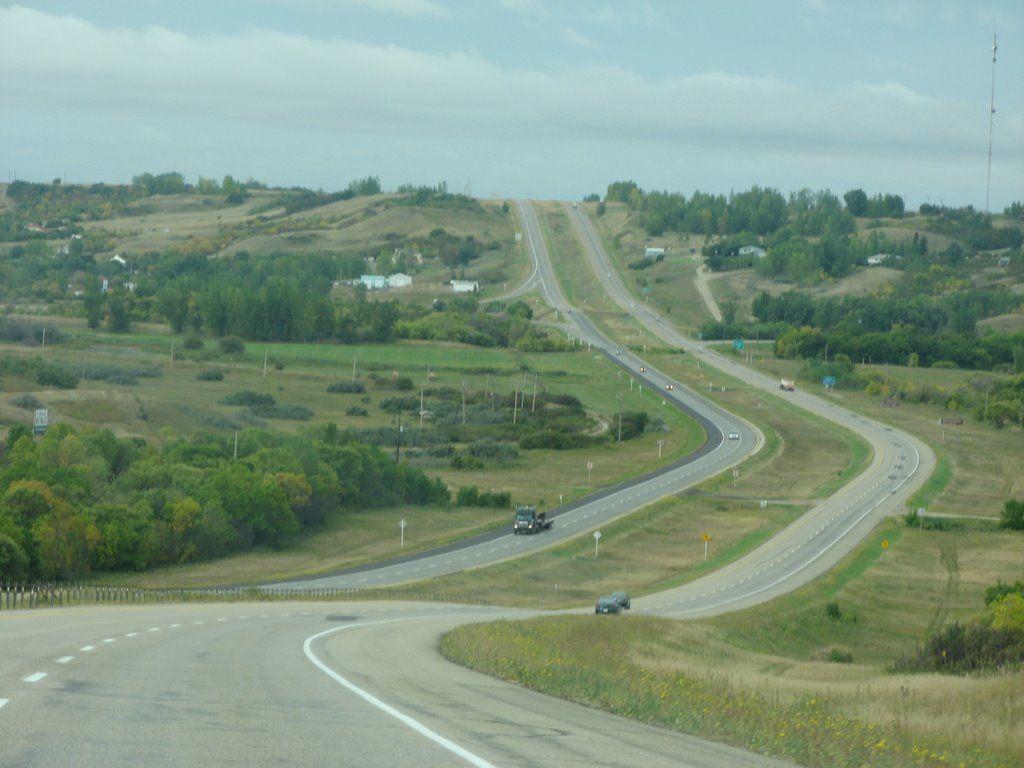 Route 11, Lumsden, Saskatchewan