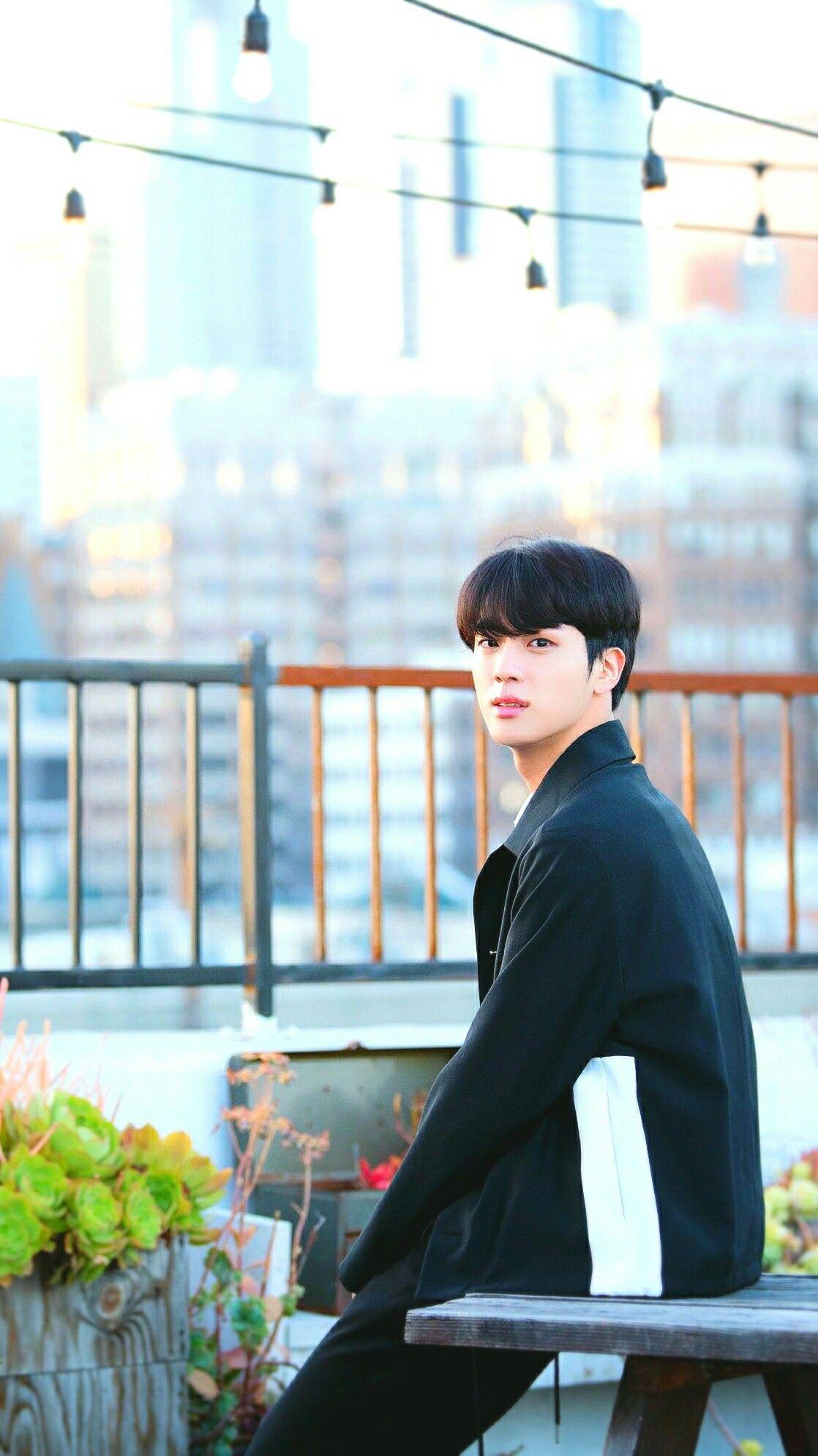"Ë°©íƒ""소년단 ̧"" Bts Jin Wallpaper Hd Bts Jin Seokjin Worldwide Handsome"