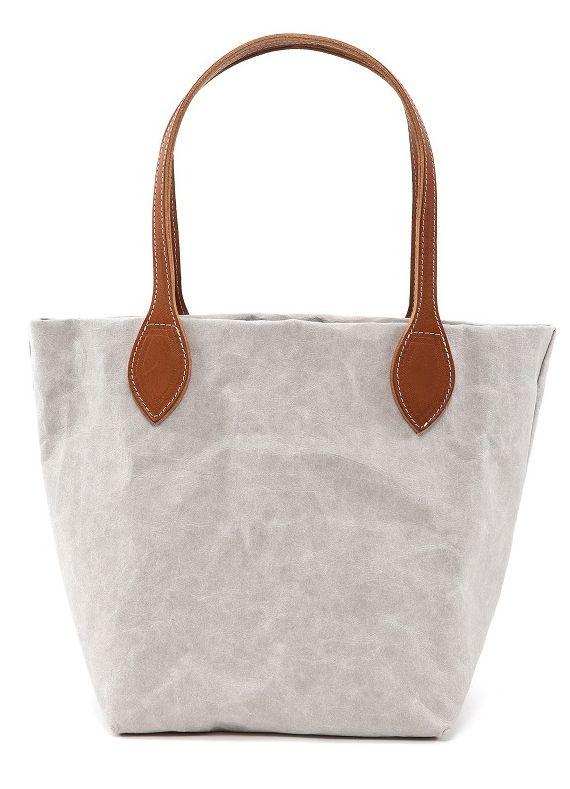 6f102a3f6d243  Uashmama Totty grau moderne Handtasche aus Zellulose - Gefunden auf   KONTOR1710
