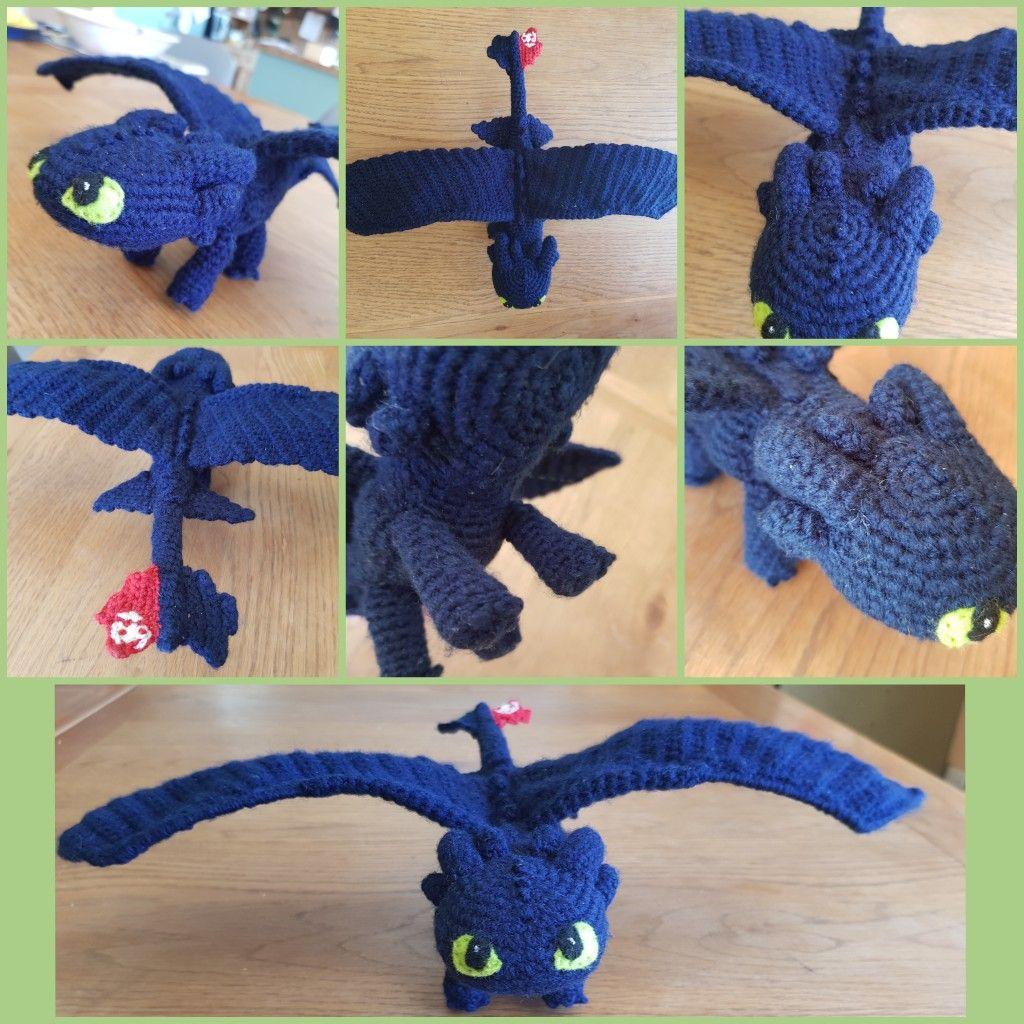 Pin by Katy on Lewis Hamilton | Crochet dragon pattern ...