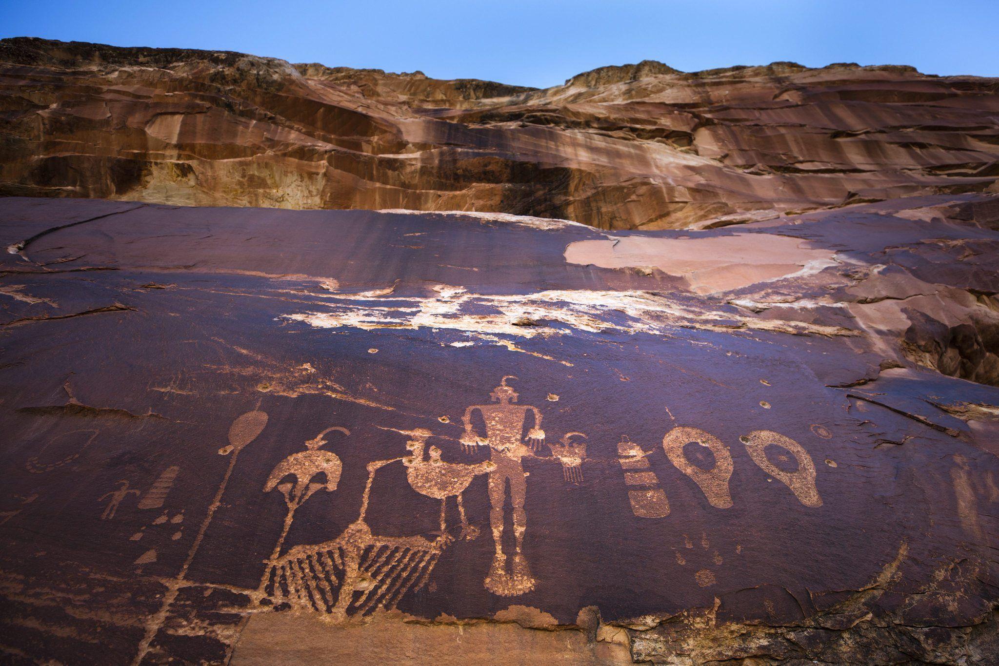 Bear Ears National Monument National Monuments Bear Ears Petroglyphs