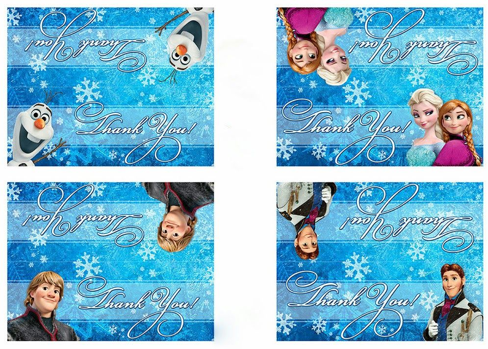 Oh My Fiesta In English Free Printable Frozen Labels Frozen Party Printables Frozen Bday Party Disney Frozen Party