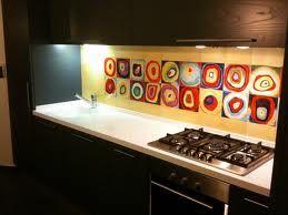 Risultati immagini per rivestimenti cucina moderna pannelli ...