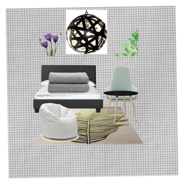 """""""Dream room."""" by raynerain on Polyvore featuring interior, interiors, interior design, home, home decor, interior decorating, ESPRIT, Blu Dot and Comfort Research"""