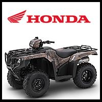 Lovely 2015 Honda ATV For Sale