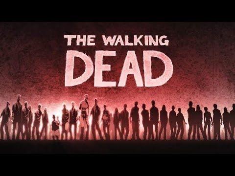 The Walking Dead Cortinilla (+lista de reproducción)