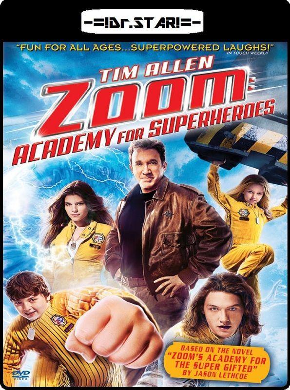 Zoom (2006) Hindi Dubbed  HDRip   334a18862bac8