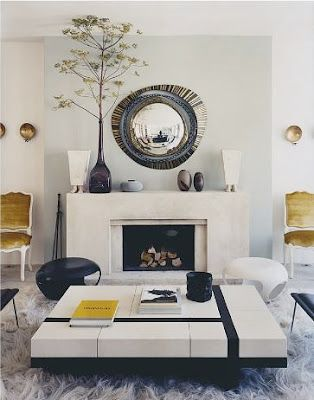 Chimeneas de todos los estilos y tiempos pinterest - Todo para decorar tu casa ...