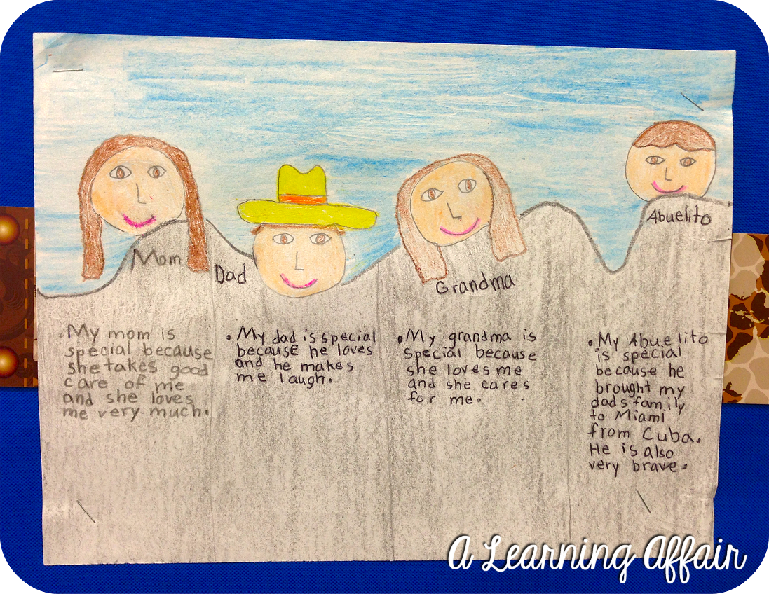 A Learning Affair Create Your Own Mount Rushmore Memorial Activity