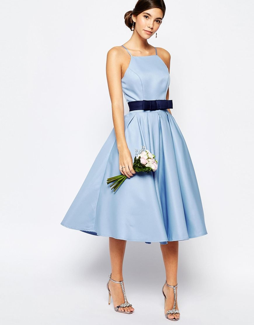 Image 4 of chi chi london high neck midi prom dress with full shop chi chi london high neck midi prom dress with full skirt at asos ombrellifo Choice Image