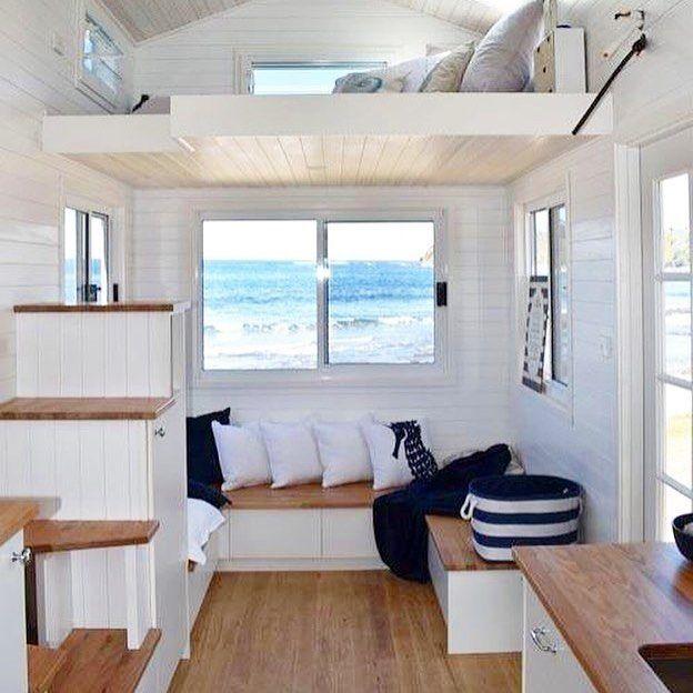 Peaceful interior also tiny house pinterest rh
