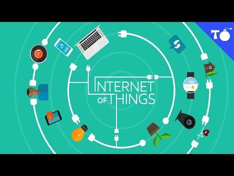Internet Of Things (IoT) : The Future ? - YouTube