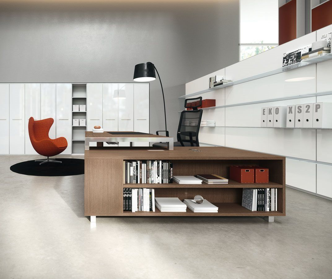 Design Executive Desk - DV905 - Della Valentina Office | table ...