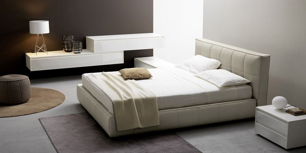 San Giacomo - Letto Super Soft | Architecture and Interiors | Bed ...