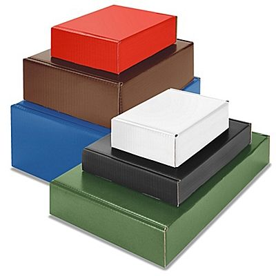 Decorative Boxes Decorative Mailers In Stock ULINE Easy Peasy Inspiration Decorative Mailer Boxes