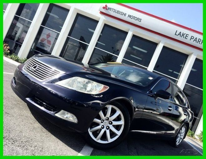 2008 Lexus LS 460 sold for 15k and had 129,774 miles on it