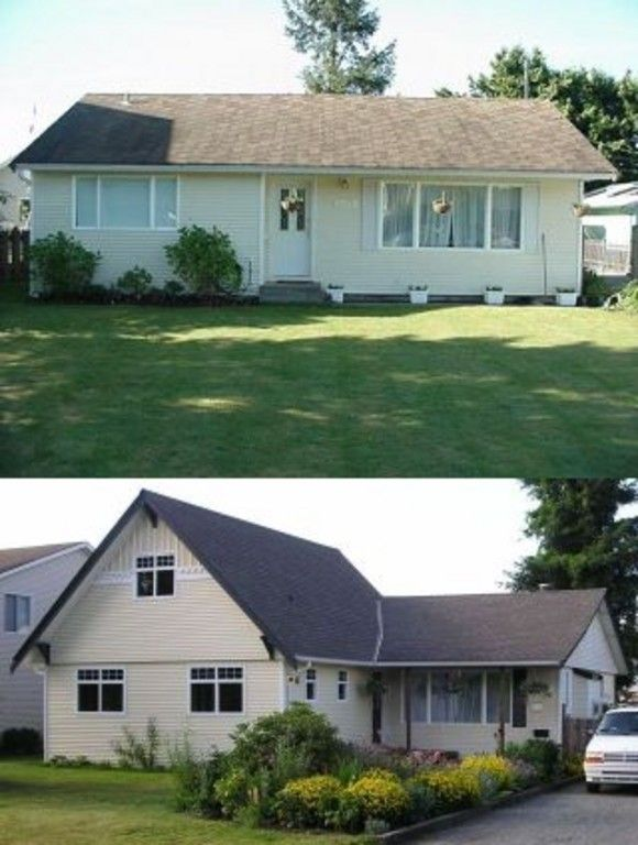 21 Jpg 580 768 Ranch House Remodel Ranch House Exterior Ranch House Additions