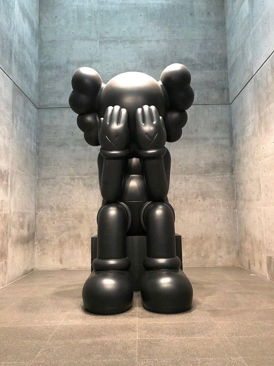 "Magazine KAWS ""Where The End Starts"" Modern Art Museum"
