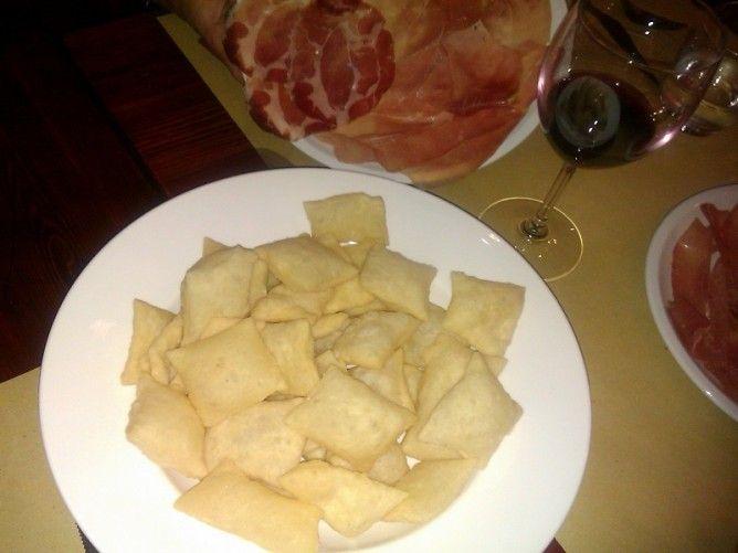 """The italian """"gnocco fritto""""  :-)"""