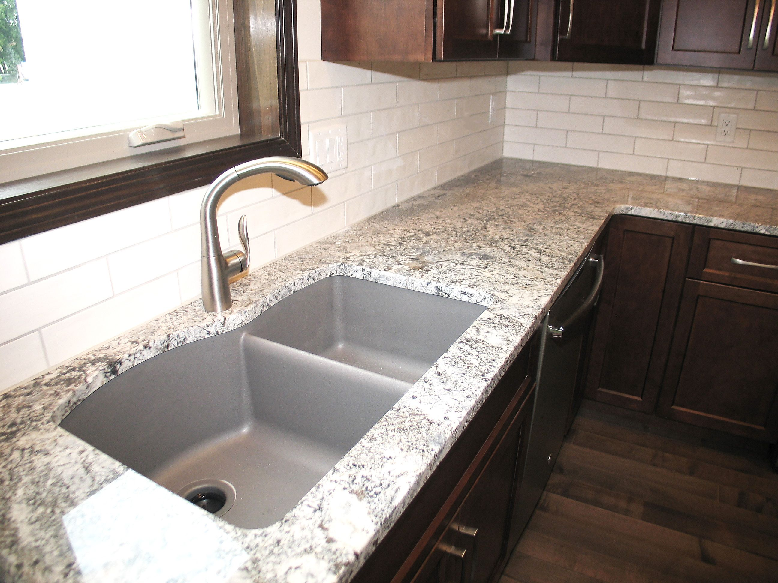 Lennon polished granite countertops from brazil granite