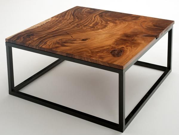 Lovely Rustic Contemporary Coffee Tables