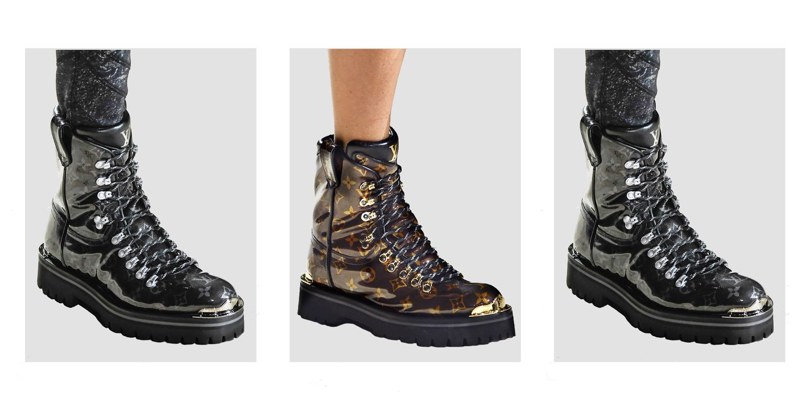 0a5357fb6375 These Louis Vuitton Hiking Boots Are Everything