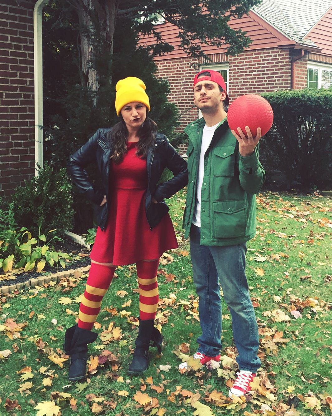 tj & spinelli from recess                                                                                                                                                     More