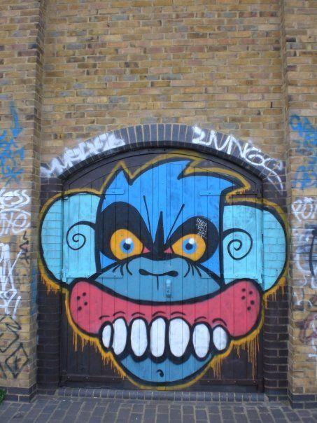 Graffiti Art Characters Monkey Graffiti Character Graffiti Street Art Graffiti Alphabet