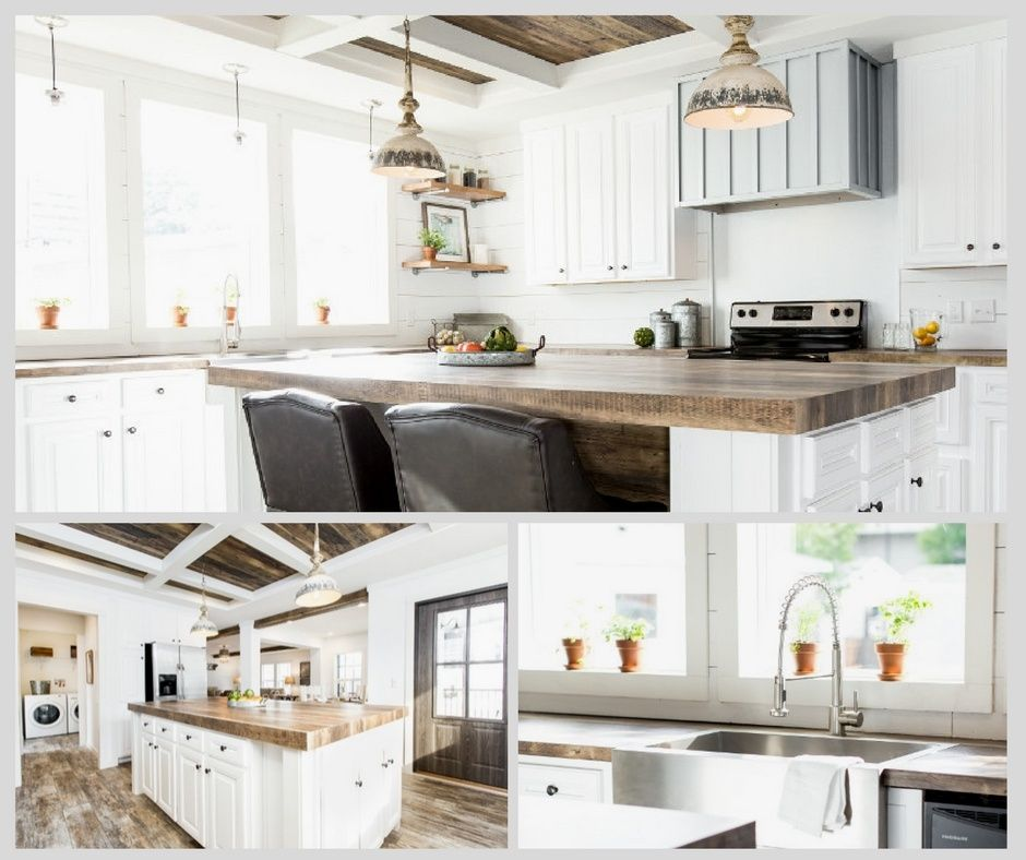 Friday Favorite: The Lulamae Model by Buccaneer | Farmhouse kitchens ...