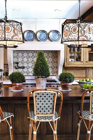 Pin de Anastasia Tyukova en интерьер Pinterest - cocinas italianas