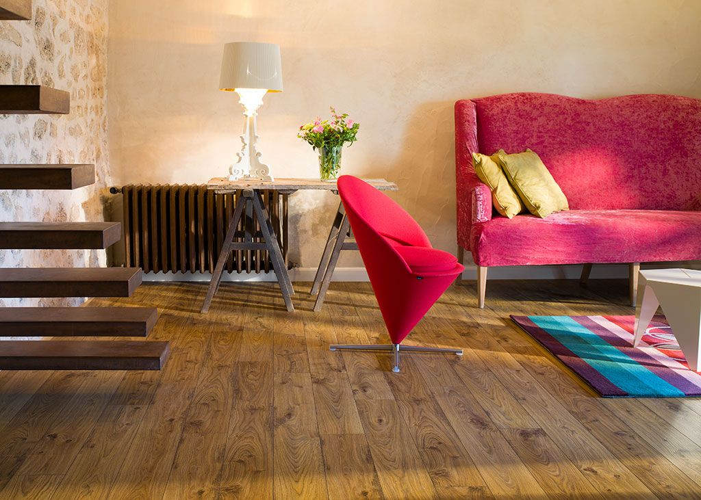 How to choose the ideal living room floor Living room