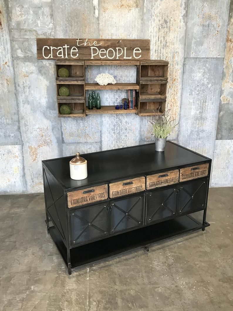 Kitchen island or pos stand custom made furniture