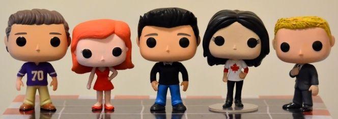 figurine pop how i met your mother