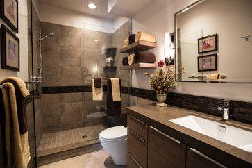 Colorado Mountain Modern Style House   Contemporary   Bathroom   Denver    Kate Khrestsov With Urban